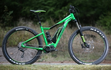 electric mountain bike for hire