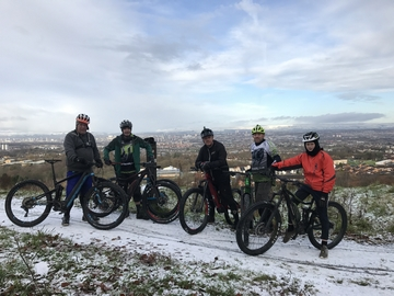 electric mountain bike hire in scotland