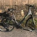 merida city eq step through electric bicycle rt cycles