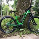 merida e big trail electric bike for hire
