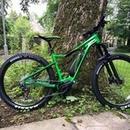merida e big trail electric bike for hire
