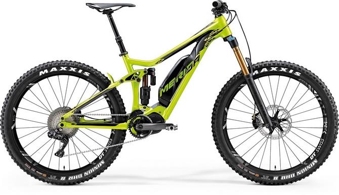 Merida Eone Sixty 900e Mtb Full Suspension 2017 Electric Bike