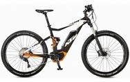 KTM Macina Lycan 274 Electric Bike 2017