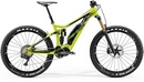 Merida eONE-Sixty 900E MTB Full Suspension 2017 Electric Bike