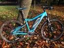 Merida E-Bike Big.Seven E-Lite 600 , frame size 20 inch, blue/white